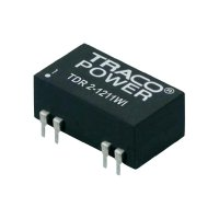 DC/DC měnič TracoPower TDR 2-2411WI