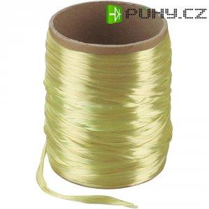 Provázek z aramidového vlákna Toolcraft 805TEX, 1,45 g/m3, 20 m