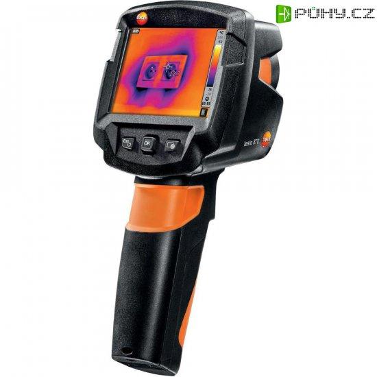 Termokamera Testo 870-2, -20 až 280 °C, 160 × 120 px - Kliknutím na obrázek zavřete