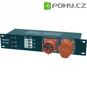 Napájecí systém CEE Eurolite SB-1050, 32 A