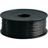 Náplň pro 3D tiskárnu, Renkforce HIPS175B1, materiál HIPS, 1,75 mm, 1 kg, černá