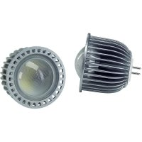 Power LED SLV GU5.3 5 W bílá