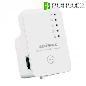 WiFi repeater EDIMAX EW-7438RPn, 300 MBit/s, 2.4 GHz