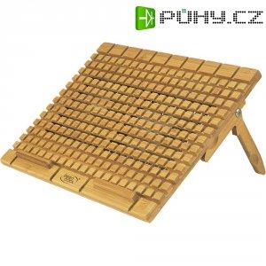 """Chladící podložka pro notebook , vyrobená z bambusu, 39,62 cm(15,6\"""") Deepcool"""