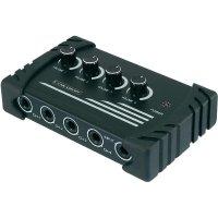 Čtyřkanálový sluchátkový předzesilovač Mc Crypt HA-04
