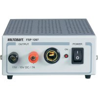 Spínaný síťový zdroj Voltcraft FSP-1207, 12 VDC, 7 A, 105 W