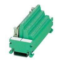 Patice Phoenix Contact UM 45-FLKS50 (2962696), 0,14 - 1,5 mm², 50pól., na montážní lištu