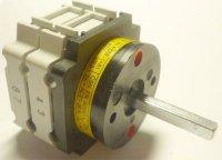 Vačkový spínač VS16 2202 A4, 16A/400V~, 3 polohy 90°
