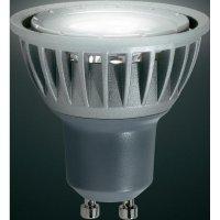 LED žárovka Renkforce GU10, 4,5 W = 35 W, teplá bílá