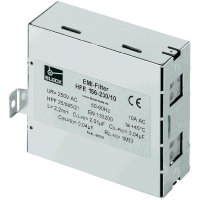 Odrušovací filtr Block HFE 156-230/12, 0 - 63 Hz, 230 V/AC, 12 A