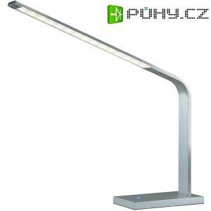 Stolní LED lampa Renkforce Merfy, SDTL015S-1, 8 W, teplá bílá