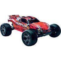 RC model Brushless Truggy Traxxas Rustler VXL, 1:10, 2WD, RtR 2.4 GHz