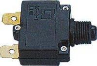 Proudový jistič přetížení 230V/10A k montáži do otvoru