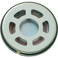 Miniaturní reproduktor série KP KEPO KP1330SP1-5827, 86 dB , 3 mm