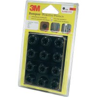 Sada elast. zarážek 3M 3M SJ5009 Bumpon, 22,3 mm, 12 ks