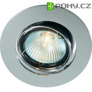 Vestavné svítidlo Basetech Standard CT-3107 MR16, G5.3, 35 W, chrom/hliník