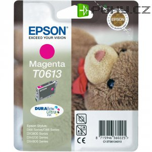 INKOUST EPSON T061340 MAGENTA