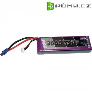 Akupack Li-Pol (modelářství) Hacker, 11.1 V, 3000 mAh, 20 C, EC3