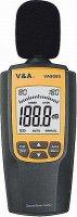 Hlukoměr 30-120dB VA8080