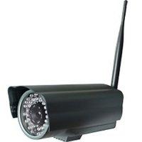 IP kamera wifi JW-1318M CMOS 1.3 megapixel, objektiv 4mm. Nejde síť.