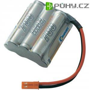 Akupack NiMH (modelářství) Conrad energy, 8.4 V, 700 mAh, BEC