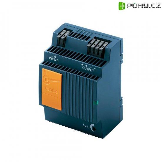 Napájecí zdroj na DIN lištu Block PEL 230/24-1,3, 1,3 A, 24 V/DC - Kliknutím na obrázek zavřete