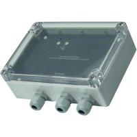 Bezdrátový fázový stmívač na omítku HomeMatic, 85972, 2kanálový, 500 VA