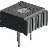 Cermetový trimr TT Electro, 2094710201, 50 Ω, 0,5 W, ± 10 %