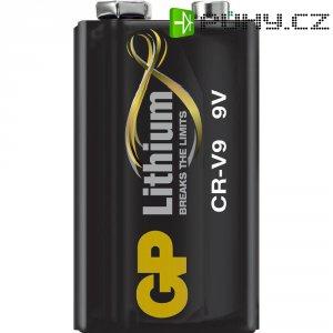Lithiová baterie GP 9V, 800 mAh