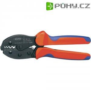 Krimpovací kleště na neizolovaná kabelová oka Knipex 97 52 33, 0,5-10 mm²