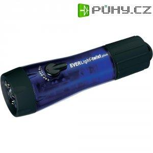 Kapesní LED svítilna EverLight Twist Plus F369, 9-2041, modrá
