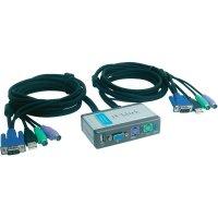 Přepínač D-Link DKVM-2KU KVM, 2 porty s USB