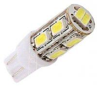 Žárovka LED T10 12V/4W bílá, 10xSMD5630