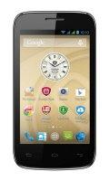 Prestigio MultiPhone 3404 DUO, černý (PSP3404DUOBLACK)