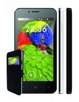 """Telefon iGET STAR X45, 4.5"""", černý"""