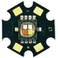 HighPower LED CREE, MCE4WT-A2-STAR-000KE4, 350 mA, 3,2 V, 110 °, neutrálně bílá