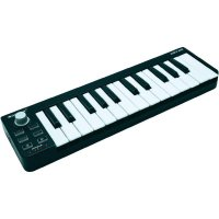 MIDI kontoler s USB Omnitronic Key-25