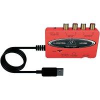 USB audio rozhraní Behringer U -Control UCA222