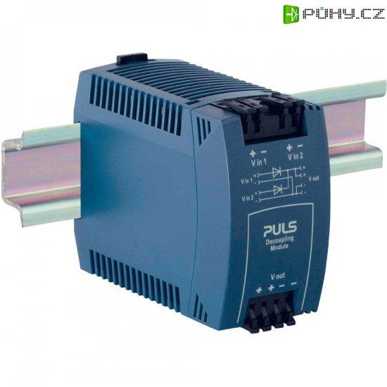 Oddělovací modul na DIN lištu PULS MiniLine MLY02.100 na DIN lištu, 10 - 60 V/DC, 10 A - Kliknutím na obrázek zavřete