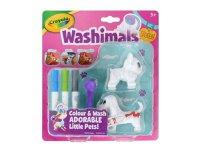 Zvířátka Crayola Washimals - mini sada 1- psi