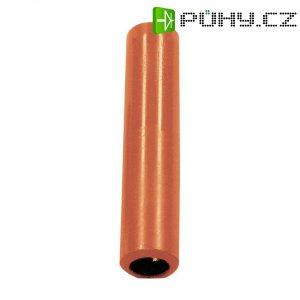 Propojovací spojka MultiContact 24.0142-22, PVC, rovná, červená