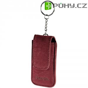 Pouzdro na USB flash Hama Fashion II, červené