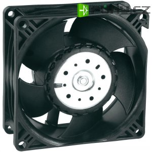 Axiální ventilátor EBM Papst, 3212 JH4, 12 V, 73 dBA, 90 x 90 x 38 mm
