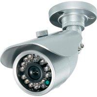 Venkovní kamera 600 TVL, 8,5 mm CMOS, 12 V/DC, 6 mm