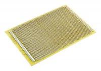Univerzální DPS PCB2706, vrtaná, 120x180mm