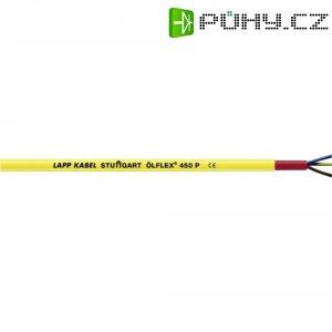 Připojovací kabel Ölflex 450 P, LappKabel, 0012102, 3 x 1 mm², žlutá
