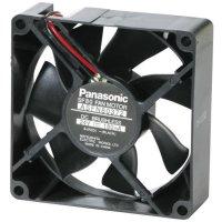 DC ventilátor Panasonic ASFN82372, 80 x 80 x 25 mm, 24 V/DC