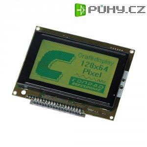 Grafický LCD displej 240x128 bodů