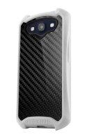 Itskins Atom Sheen Carbon White pro Samsung i9300 Galaxy S3
