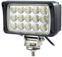 Pracovní světlo LED 10-30V/45W, bodové